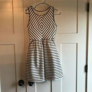 Anthropologie Maeve Stripe Dress - SZ 2